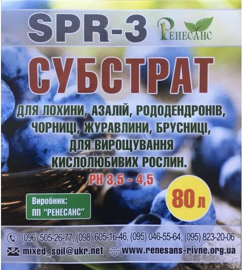 SPR-3, 80 л.